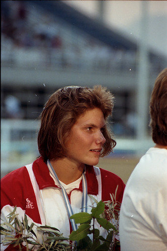 481 Swimming EM 1991 Athens