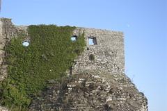 Erice: la luna sul Castello di Venere (costagar51) Tags: trapani sicilia sicily italia italy arte storia natura architettura luna anticando panoramafotográfico contactgroups