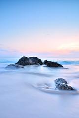 9CB_3761 (pattana92392) Tags: seawave sea longexposure sunset coast water fineart stone