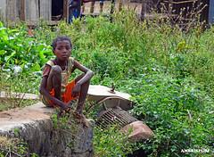 "396-""Huesitos"" (Ambrispuri) Tags: ambrispuri africa portrait retrato girl woman eyes misery sadness tristeza madagascar"