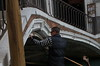IMGP2991 (hlavaty85) Tags: venice venezia benátky gondola maneuver bridge most