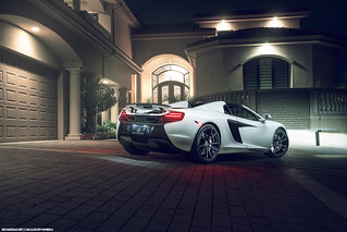 McLaren 650S for AG Luxury Wheels