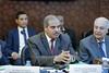 Professor Muhammad Mahrasawi, Rector of Al Azhar University, participating in the Fourth Annual IAG Meeting at Mashyakhet Al Azhar  Al Sharif on 22 November 2017. (IAG for Polio Eradication) Tags: polio iag islamic advisory group al azhar