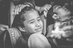 Wash (#Weybridge Photographer) Tags: canon slr dslr eos 5d mk ii nepal kathmandu asia mkii girl child monochrome