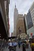 34th Street (Brian Knott Photography) Tags: buildings city newyorkcity newyork ny nyc manhattan skyline empirestate empirestatebuilding clouds cloudy people urban walking commuters pedestrians street streetphotography 34thstreet macys