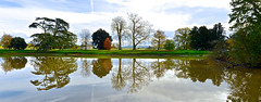 CROOME REFLECTIONS (chris .p) Tags: croome landscape worcestershire nikon d610 view reflection nt nationaltrust uk autumn england capture november 2017 water lake tree trees