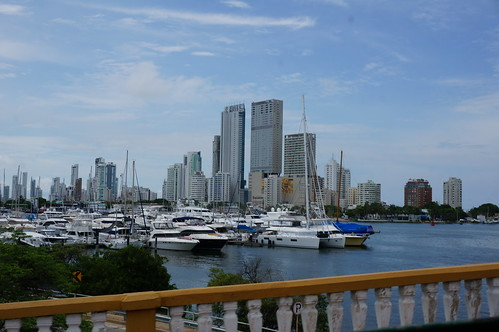 """Downtown Cartagena, Colombia • <a style=""""font-size:0.8em;"""" href=""""http://www.flickr.com/photos/28558260@N04/38815988811/"""" target=""""_blank"""">View on Flickr</a>"""