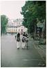 những phố dài xao xác hơi may (Dino Ngo   +84-936366238) Tags: những phố dài xao xác hơi may hanoi hanoiesthanoi vietnam dino ngo film analog hanoianalog winter early morning áo ao dai students white street