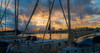 _DSC2847--2web (the photo man Brian) Tags: luxury cruisers malaga clouds dusk evening golden glistening water harbour masts reflections rigging sea sunset waterfront