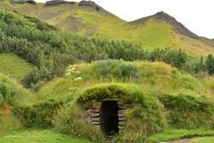 Icelandic Turf House 1 (Amaury Laporte) Tags: europe iceland skogar folkmuseum traditional history