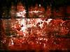 Plaster 52 (David Thibodeaux) Tags: abstractexpressionism abstractreality brutalism brutalistart deconstruction minimalism objetstrouves paintwithlight wabisabi zenandtheartofphotoshop color composition texture luminosity texturelib plaster red davidthibodeaux