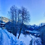 Winter in the Alps thumbnail