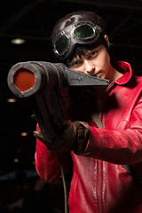 Kaneda (Claude Schildknecht) Tags: ad200 beautybox broncolor cosplay eurexpo europe france godox japantouch japon kaneda lyon places