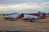161804/G-746 - Beech T-34C Turbo Mentor [GL-199] - US Navy - 309th AMARG / Davis-Monthan AFB - 3 November 2017 (Leezpics) Tags: 161804 t34 davismonthanafb 3november2017 militaryaircraft beech trainingaircraft 162308 usnavy usmarinecorps turbomentor amarg arizona boneyard amarc tucson
