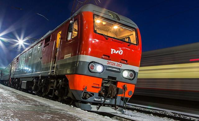 Новый график движения поездов вступил всилу