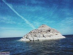 29 (amanyadel9212) Tags: blue sky mountain nile water rock lanscape nature aswan egypt coloful photos mobile photography travel story new clouds