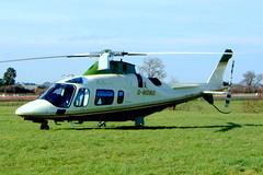 G-MOMO   Agusta A.109E Power Elite [11154] (Air Harrods) Cheltenham Racecourse~G 16/03/2004 (raybarber2) Tags: 11154 airportdata approachtodo cn11154 egbc flickr gmomo helicopter ukcivil