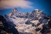 Mountain view (PiTiS ¬~) Tags: mountain monte montaña mendiak switzerland suiza alps alpes nieve snow cielo sky travel viajar landscape
