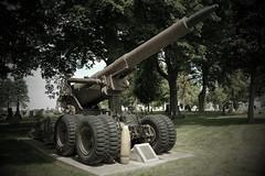 Kaneville, Cemetery. (X70) (Mega-Magpie) Tags: fujifilm fuji x70 memorial kaneville cemetery il illinois usa america artillery tribute veterans day
