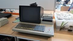 Sharp MZ-80K (1979) (stiefkind) Tags: vcfb vcfb2017 vcfb17 vintagecomputing sharp mz80k