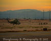 A sunset of vigilance (Shaughnessy B. Photography) Tags: airforce sunset tactical armedforces nevada lasvegas sceniclandscape orange