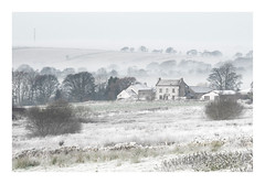 Beeley Hoar (K.R.Photography) Tags: hoar frost a7r sony peakdistrict derbyshire mist