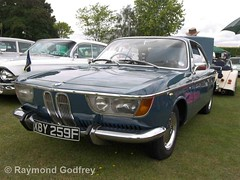 1968 BMW CS 2000 (XBY 259F) (Ray's Photo Collection) Tags: faversham xby259f bmw abbeyschool kent charity car show classic cs 2000 1968