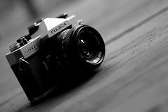 Fujica ST605 (rolandmks7) Tags: sonynex5n fujica fujinon st605 blackandwhite monochrome