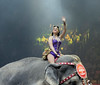8 April 2016 Ringling Brothers and Barnum and Bailey Circus (312) (maskirovka77) Tags: bailey barnum circus ringlingbrothers acrobats aerialists camels clowns dogs elephants extreme greatestshowonearth ringmastr trampoline tumblers