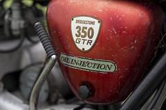Bridgestone 350 GTR 1967 (Nick Kuijpers) Tags: motorbike motorcycle nikon d800 50mm photography bridgestone 350 gtr 1967 oil injection two stroke