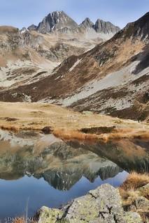 Lac de Moretan (Savoie - France)
