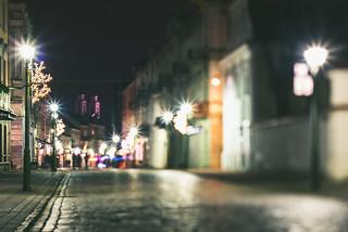 Kaunas at night #313/365