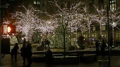 Luces de Navidad - New York City (e-Lexia) Tags: street calle usa new york nyc navidad luces lights