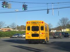 Lezette Express #180 (ThoseGuys119) Tags: lezetteexpressinc schoolbus starcraft saugerties ny