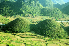 hagiang - Fairy bosom mountain