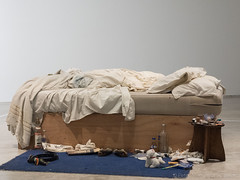 Trcey Emin's Bed. (Peter MacCallum-Stewart) Tags: traceyemin turnercontemporary artinstallation margate
