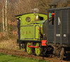 Light Work (Feversham Media) Tags: middletonrailway leeds belleisle yorkshire northeasternrailway nationalcoalboard westyorkshire preservedrailways steamlocomotives heritagerailways santaspecials 1310 classh middletonpark