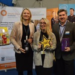 Best New Exhibitor Stand Award - The Royal College of Physicians and Surgeons Glasgow