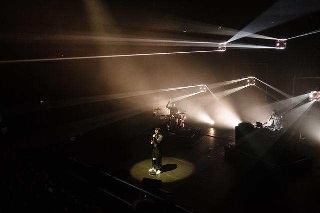 Disiz : Pacifique Tour - Olympia, Paris (2017)