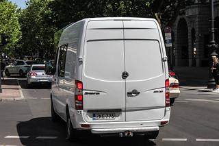 Finland - Mercedes-Benz Sprinter