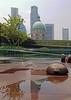Empress Place After Rain (joeng) Tags: singapore building places landscape plants water singaporeriver park tree reflection empressplace