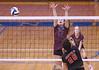 IMG_7697 (SJH Foto) Tags: girls volleyball high school garnet valley hempfield hs team net battle spike block action shot jump midair burst mode