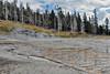Turban Geyser and Grand Geyser (skyhawkpc) Tags: copyright allrightsreserved wy wyoming gverver 2017 yellowstone nationalpark turbangeyser uppergeyserbasin grandgeyser