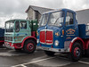 Heart of Wales run 2017 (Ben Matthews1992) Tags: 1965 aec mammoth major lloyds ludlow dye944c 1971 mercury newsome xod493k heart wales road run classic commercial old vintage historic preserved preservation vehicle transport haulage lorry truck wagon waggon