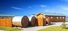 Saunas Are Everywhere in Iceland (wyojones) Tags: iceland hella stractahotel sauna hotel buildings sky