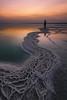Dreams (Alex Savenok) Tags: deadsea sunrise people relax relaxing mood salt earthslowestelevationonland sun lights israelnature israel d610 1635 dreamscape landscape