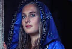 beauty (Kati471) Tags: portrait beauty schöne blue eyes blueeyes mädchen young woman