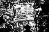 Street Reflections (Victor Borst) Tags: street streetphotography streetlife reallife real realpeople asia asian asians faces face candid travel travelling trip traveling urban urbanroots urbanjungle blackandwhite bw mono monotone monochrome city cityscape citylife tokyo japan japanese harajuka fuji fujifilm reflection mirror mirrors
