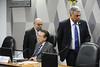 CCJ - Comissão de Constituição, Justiça e Cidadania (Senado Federal) Tags: ccj fpm fundodeparticipaçãodosmunicípios pec292017 reunião senadoredisonlobãopmdbma senadorsérgiopetecãopsdac união brasília df brasil bra