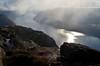 Lysefjord (suttree140782) Tags: norwegen norway scandinavia photography preikestolen outdoor nature natur lysefjord clouds morning wonder fjord